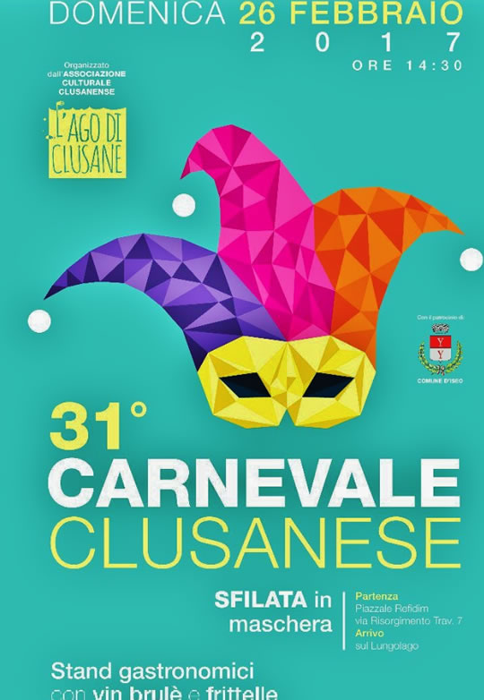 31 Carnevale Clusanese