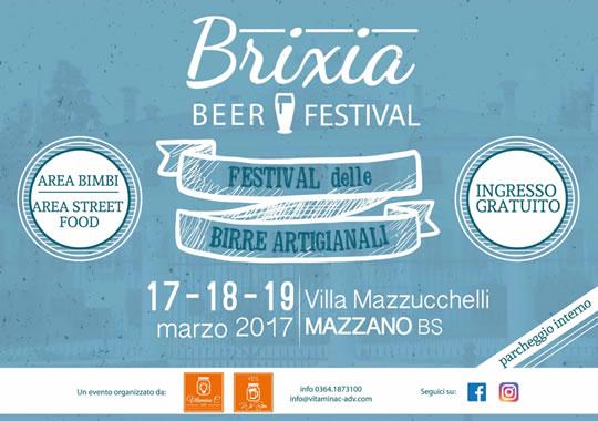 Brixia Beer Festival a Mazzano