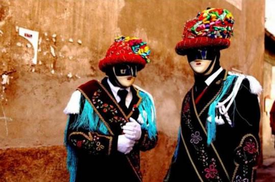 Carnevale Bagosso a Bagolino