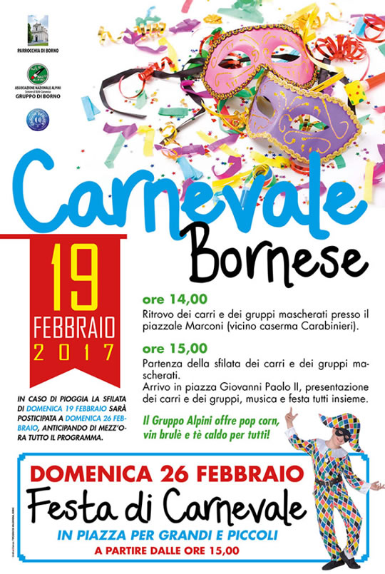 Carnevale Bornese