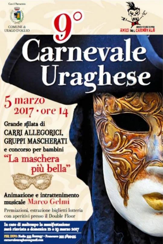 Carnevale Uraghese a Urago d'Oglio