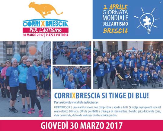 Corri per l'Autismo a Brescia