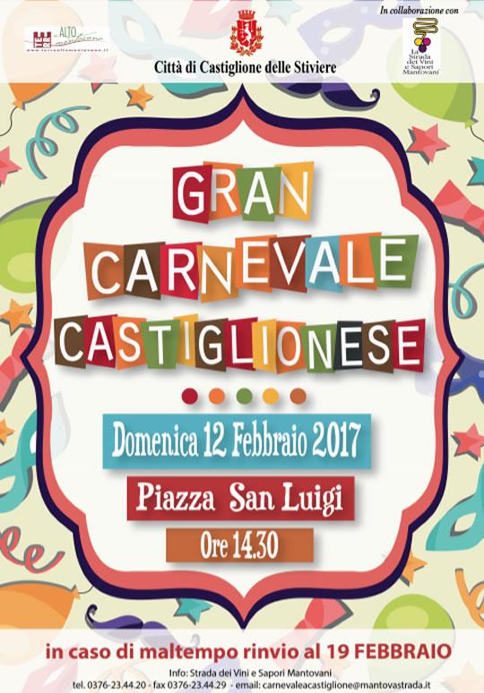 Gran Carnevale Castiglionese MN