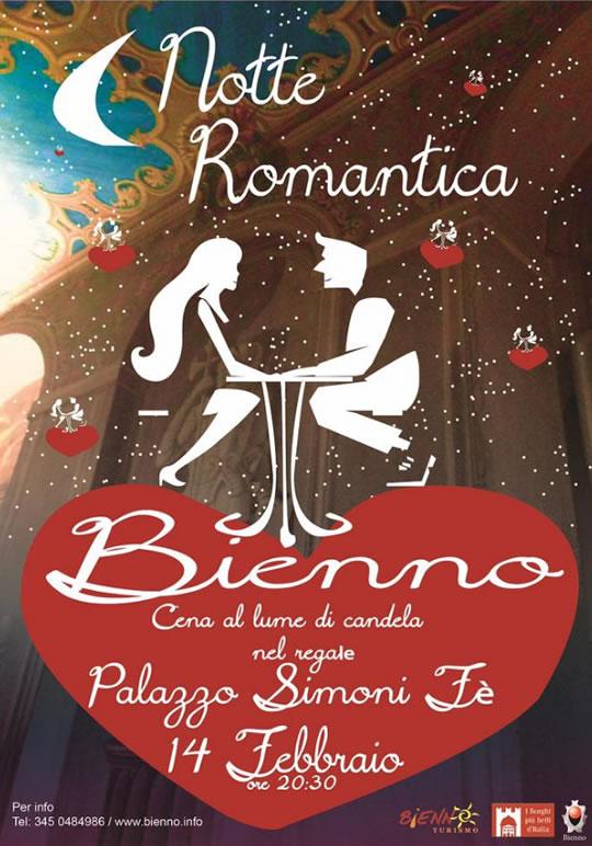 Notte Romantica a Bienno