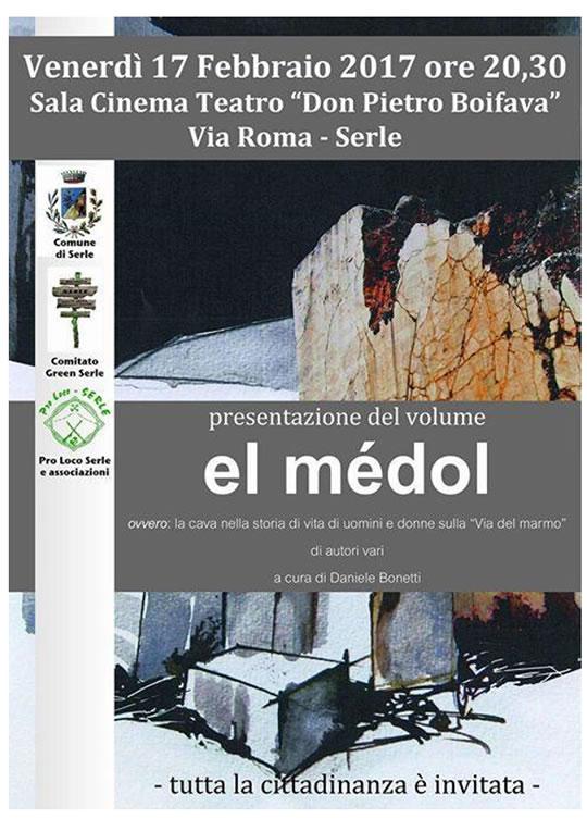 Presentazione El Mèdol a Serle