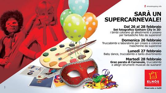 Sarà un Super Carnevale a Roncadelle