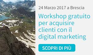 Corso gratuito a Brescia di marketing digitale per aziende