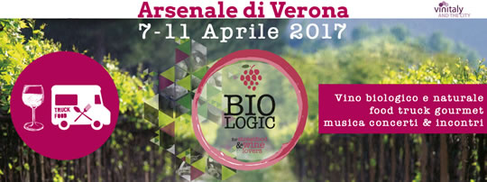 Biologic - Vinitaly & The City Official Event