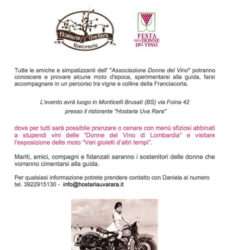 Donne e Motori a Monticelli