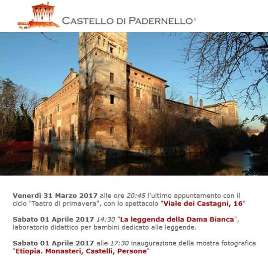 Fine Settimana al Castello di Padernello