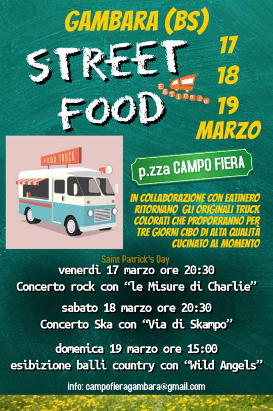 Gambara Street-Food