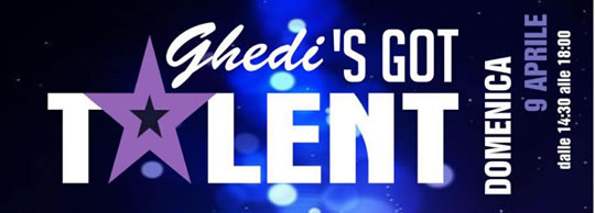 Ghedi's Got Talent