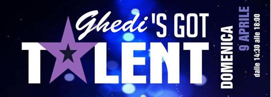 Ghedi's Got Talent