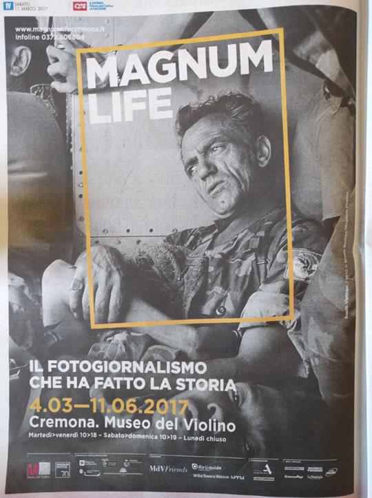 Il Fotogiornalismo che ha fatto la storia a Cremona