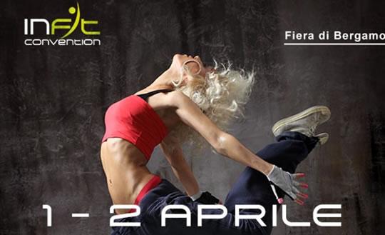 Infit Convention a Bergamo