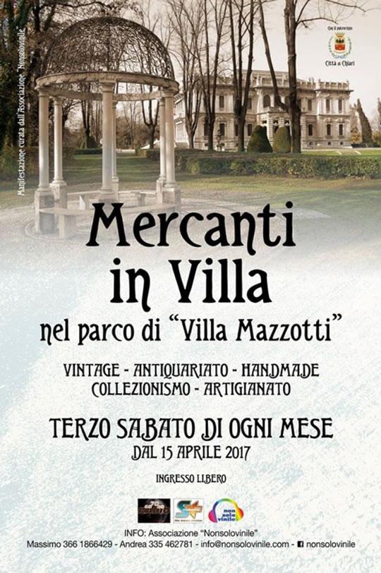 Mercanti in Villa a Chiari