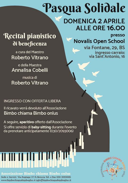 Recital Pianistico a Brescia