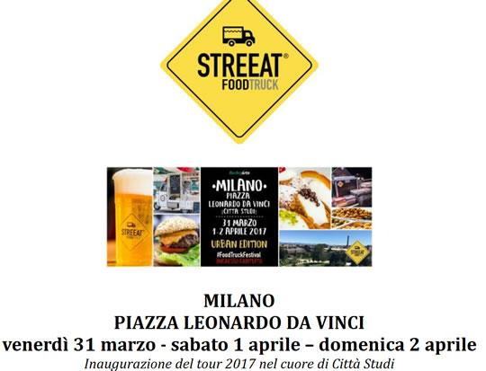 Street Food Truck Milano