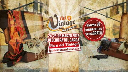 Vivi Vintage a Peschiera del Garda VR