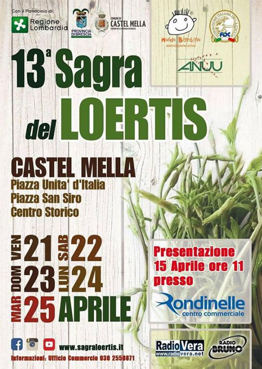 13 Sagra del Loertis a Castel Mella