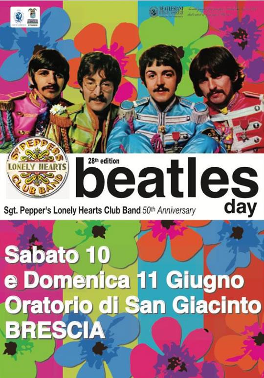 28 Beatles Day a Brescia