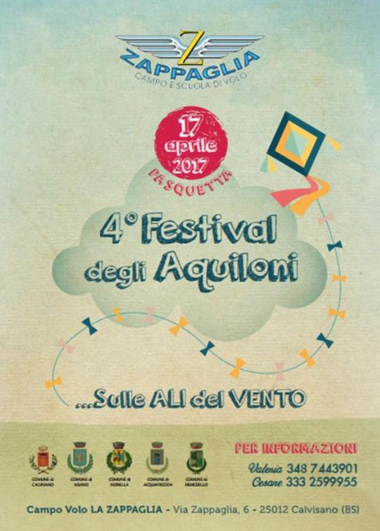 4 Festival degli Aquiloni a Calvisano