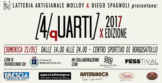 4/quarti a Borgosatollo