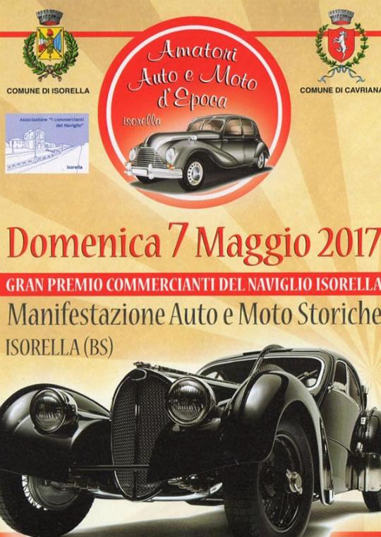 Auto Moto d'Epoca a Isorella