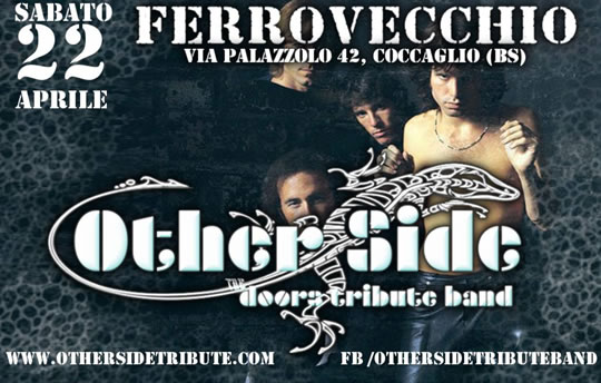 Doors Tribute Band a Coccaglio