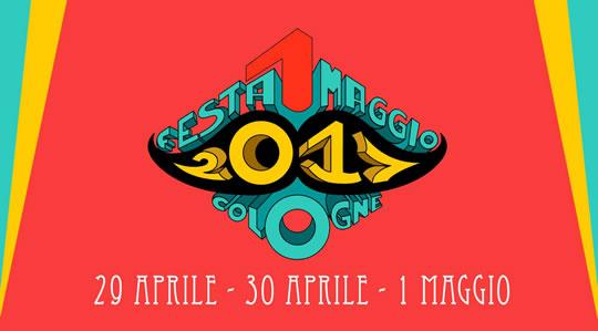 Festa 1 Maggio a Cologne