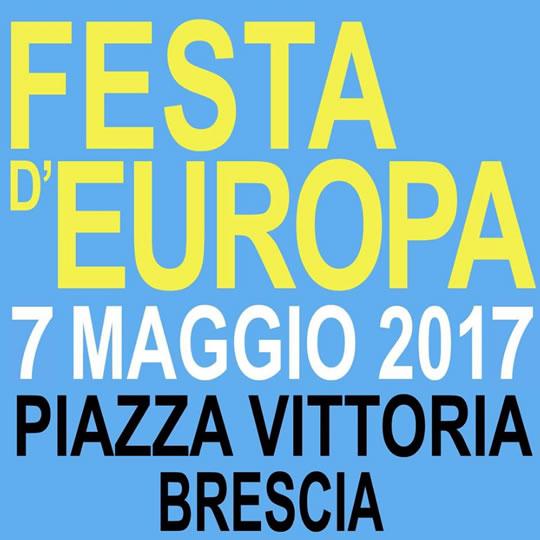 Festa d'Europa a Brescia