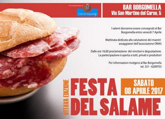 Festa del Salame a Manerbio