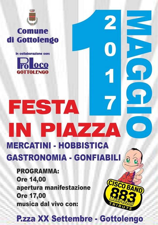 Festa in Piazza a Gottolengo