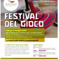 Festival del Gioco a Rodengo Saiano