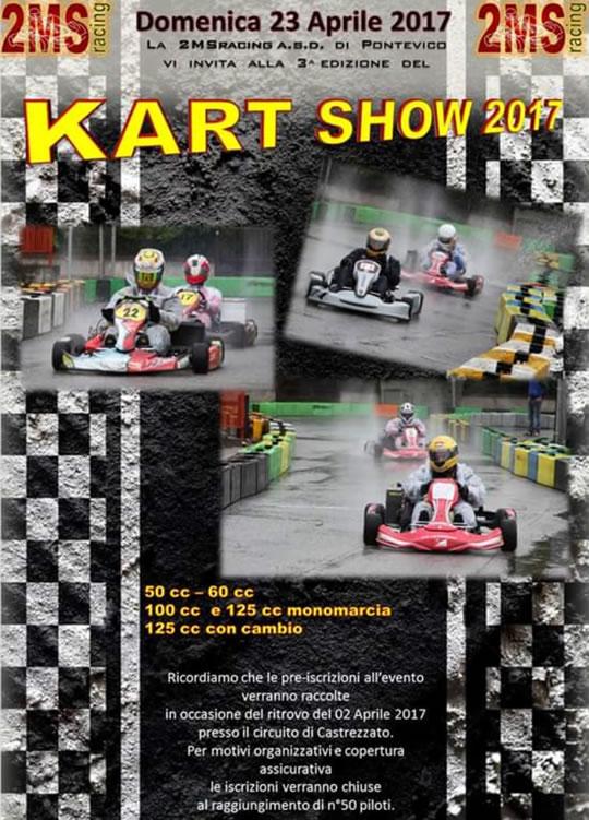 Kart Show a Castrezzato
