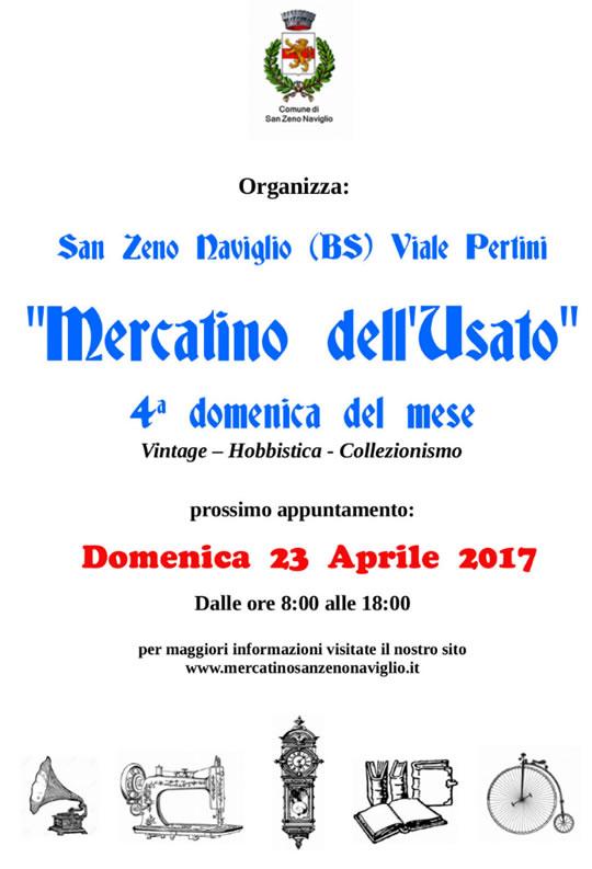 Mercatino dell'Usato a San Zeno Naviglio