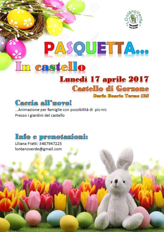 Pasquetta in Castello a Darfo Boario Terme