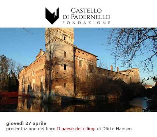 Presentazione Libro al Castello di Padernello