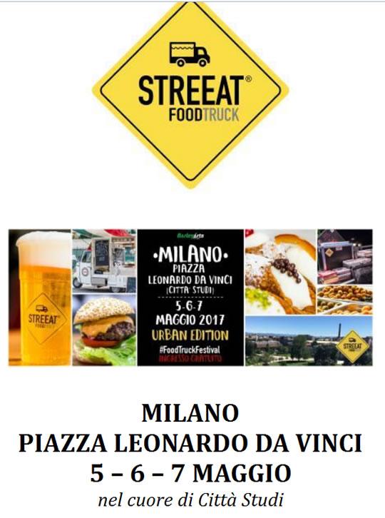 Street Food Truck a Milano