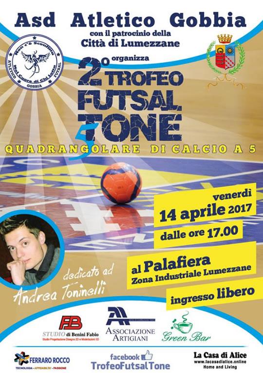 Trofeo FutSalTone a Lumezzane