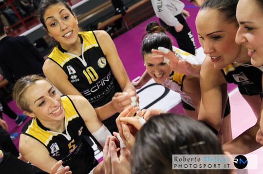 Volley Femminile a Bagnolo Mella