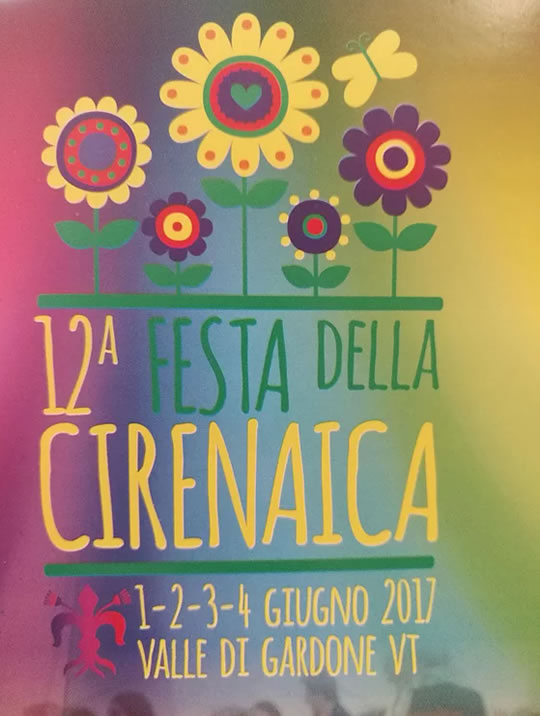 12 Festa della Cirenaica a Gardone VT