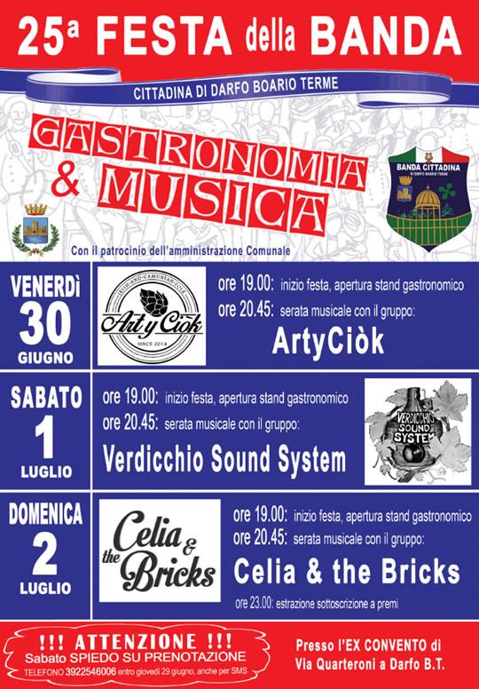 25 Festa della Banda a Darfo Boario Terme