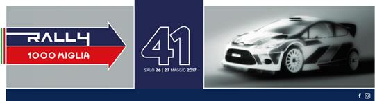 41 Rally 1000 Miglia