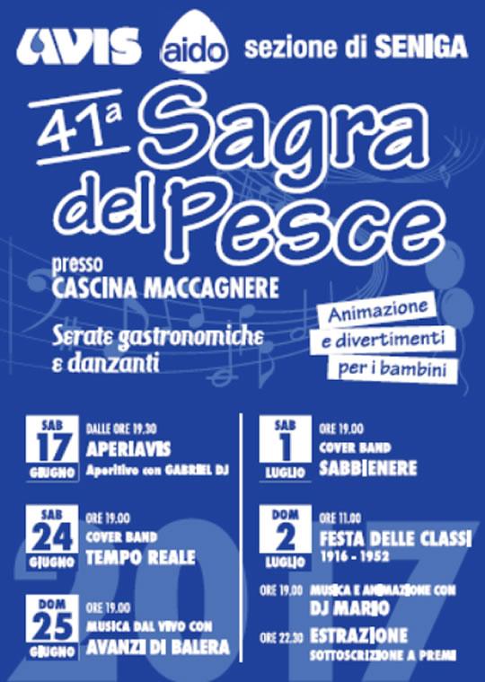 41 Sagra del Pesce a Seniga