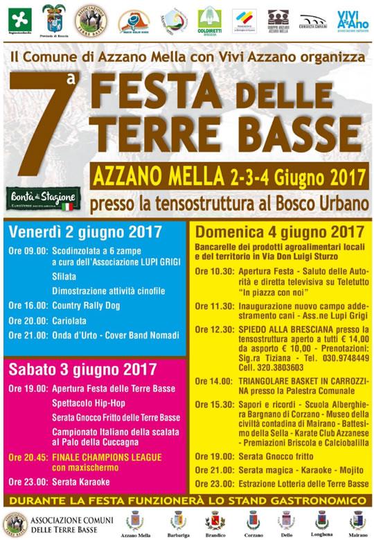 7 Festa delle Terre Basse di Azzano Mella