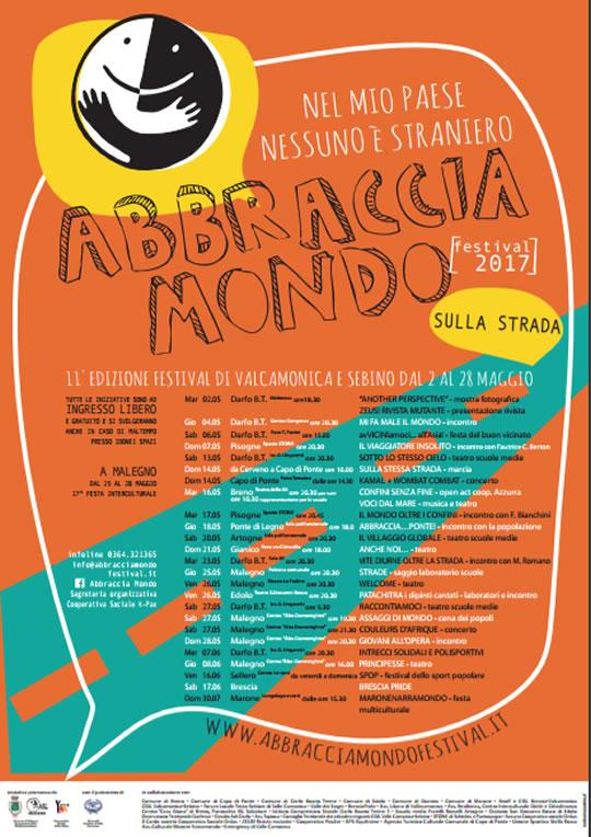 AbbracciaMondo Festival in Valcamonica