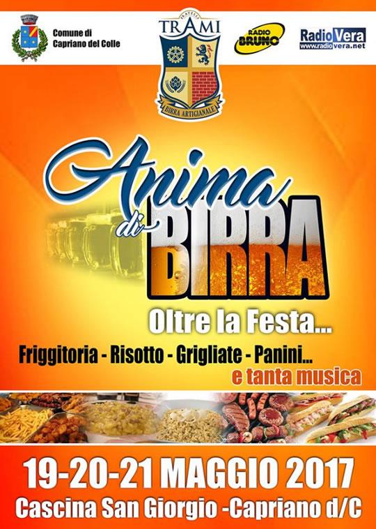 Anima di Birra oltre la Festa a Capriano