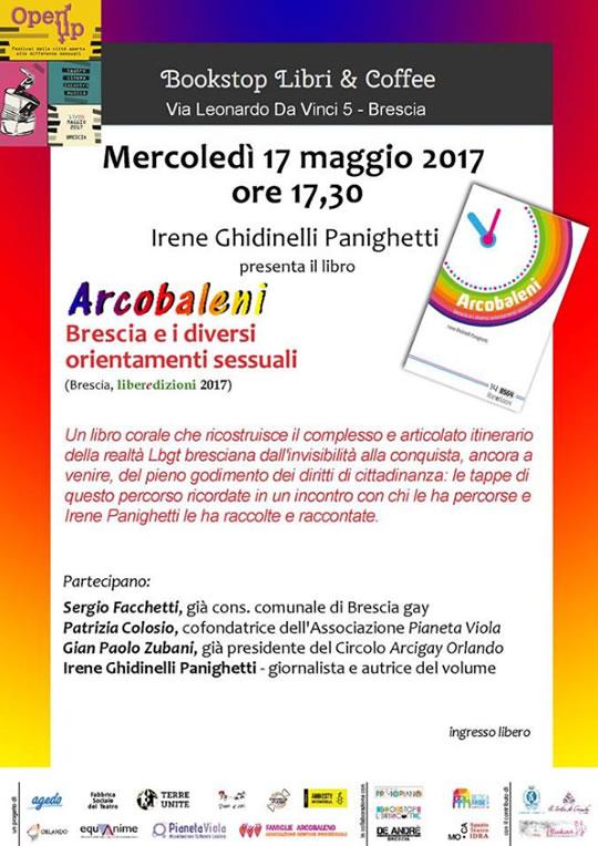 Arcobaleni a Brescia