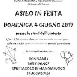 Asilo in Festa a Monticelli Brusati